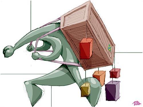 Exportacao Container Costas Impostos