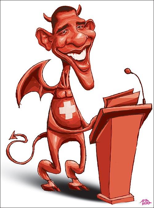 Obama Diabo Saude EUA