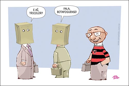 CHARGE DO DIA!