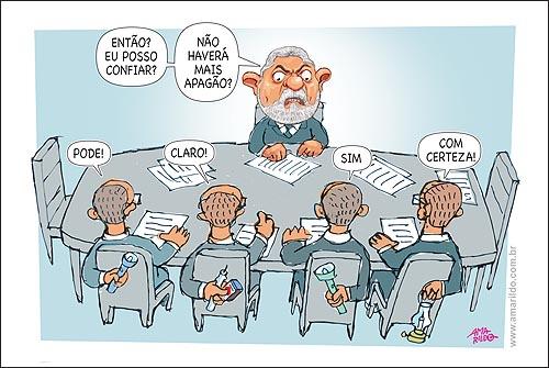 Lula Reuniao Mesa Apagao Nao Vai Acontecer de Novo