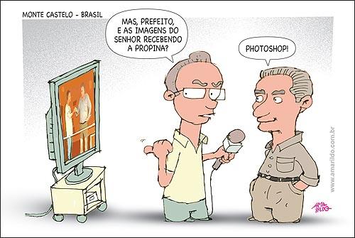 Corrupcao Propina Prefeito Monte Castelo TV Imagem