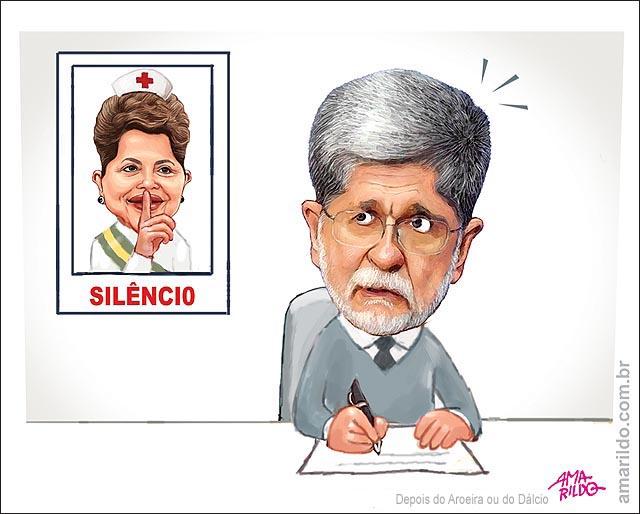 Brasil precisa de poderio para se impor, diz Amorim