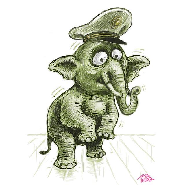 Elefante Artigo Verissimo A Gazeta