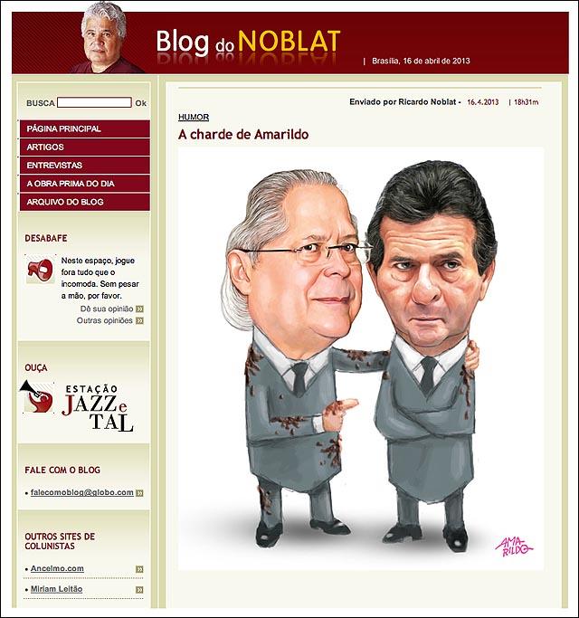 blog NOBLAT dirceu fux