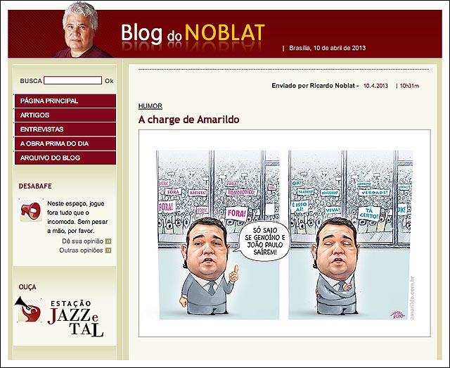 blog noblat feliciano genoino