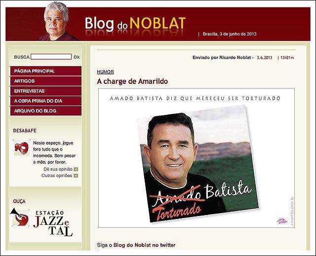 blog noblat amado batista tortura