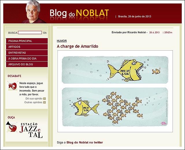 blog noblat pexe engole peixe protestos