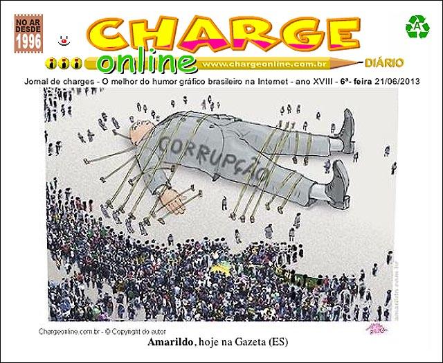 ChargeOnline Gulliver protestos