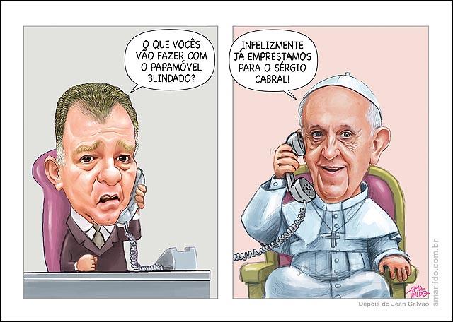 Casagrande Papap papamovel Telefone emprestado Cabral