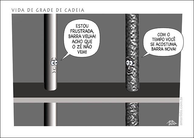 DIRCEU MENSALAO VIDA GRADE CELA CADEIA
