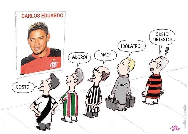 Flamengo carlos Eduardo mano Torcedores Vasco Fla Flu Bota Cacareco Gilson Abdo Amarildo