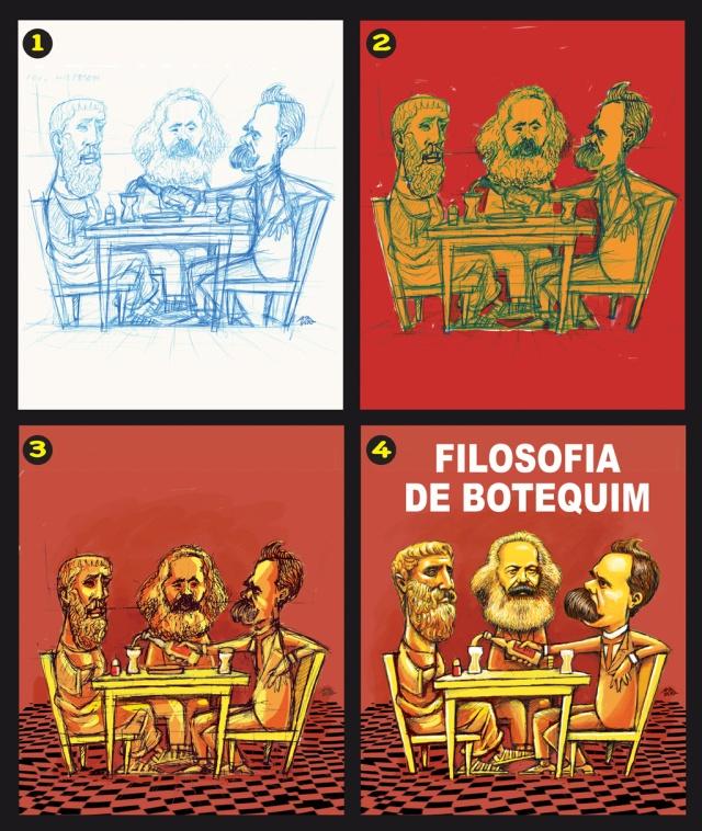 Filososfos Bar Buteco MAKING OF