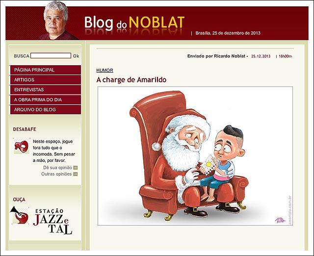 blog noblat noel chuvas sol