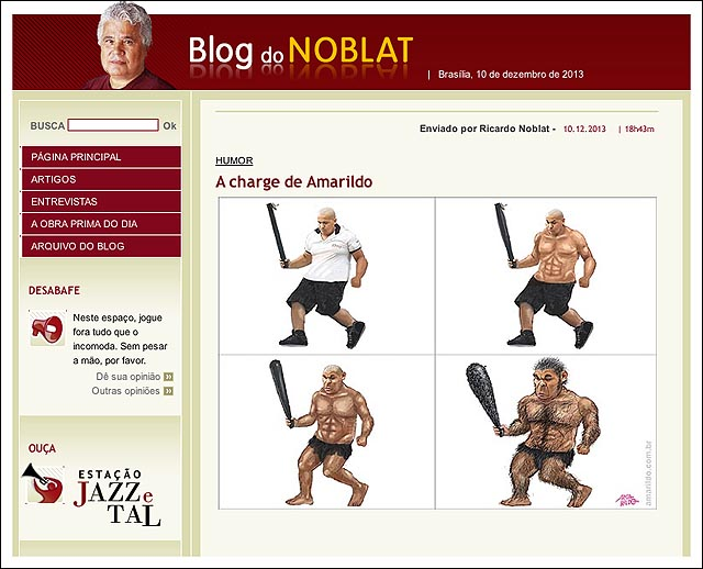 blog noblat torcedor