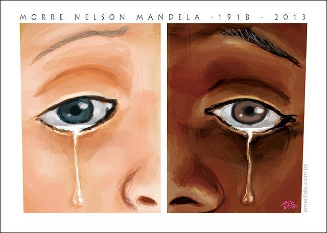MORRE NELSON MANDELA (1918 - 2013)