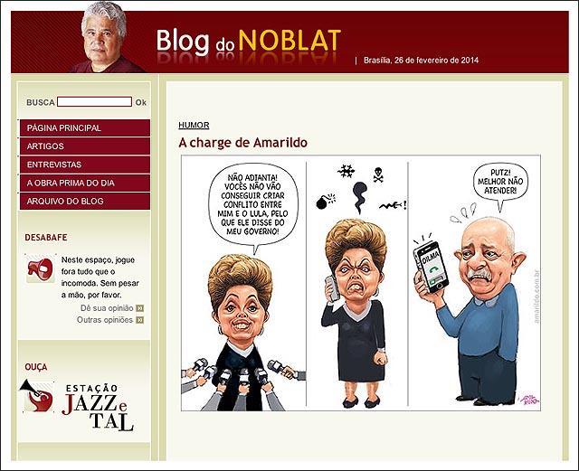 blog noblat lula x dilma