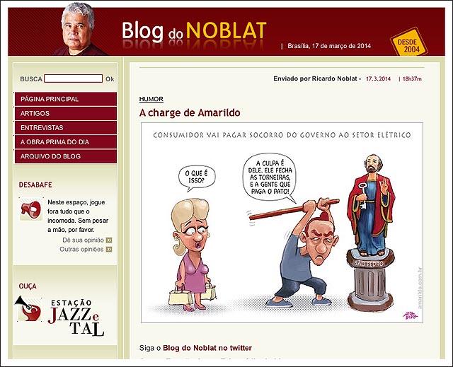 blog noblat