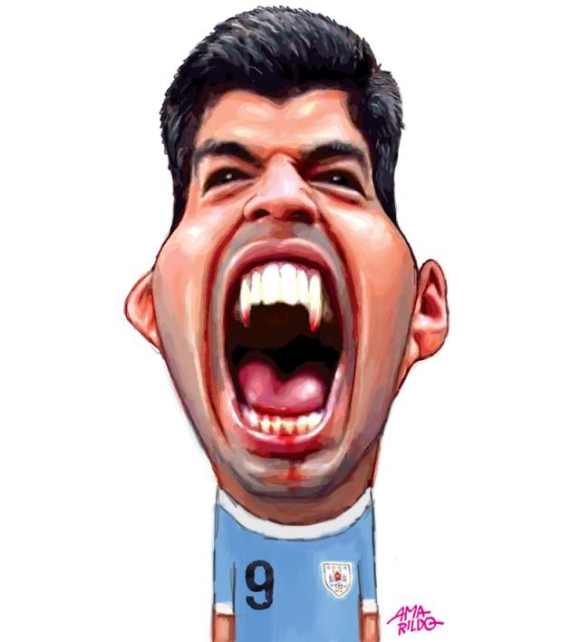 Luis Suárez - Uruguai