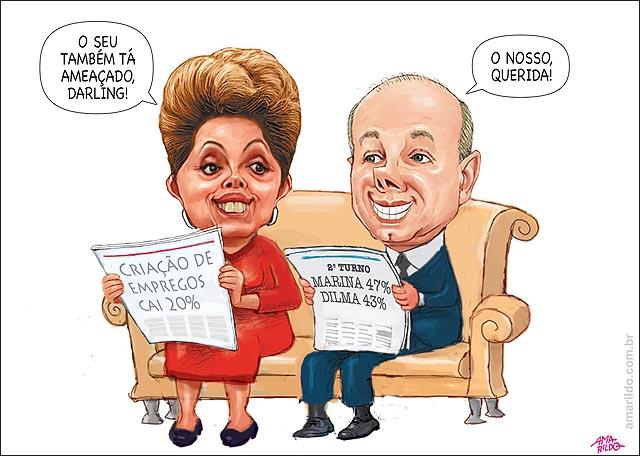 Mantega Dilma ciacao de empregaos cai sofa jornal demissao