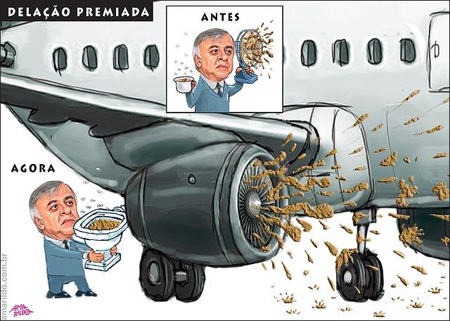 Petrobras Propina Paulo Roberto Costa Empreiteiras delacao premiada antes agora vaso turbina de aviao