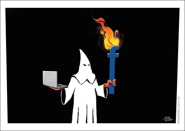 Eleicao preconceito nordeste dilma x aecio Ku Klux Klan