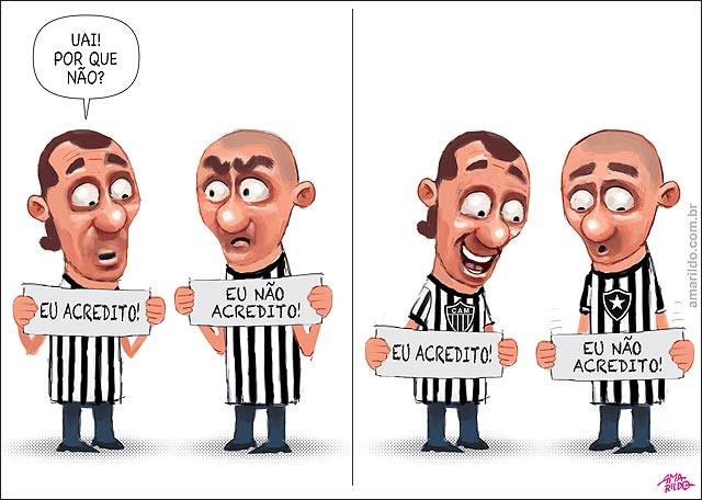 Botafogo eu acredito atletico x cruzeiro copa do brasil final