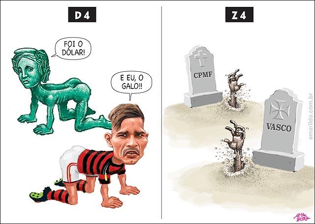 Vasco e cpmf saindo do tumulo Flamengo e Real de quatro 2