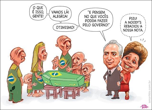 Temer prega otimismo em velorio o que o povo pode fazer pelo brasil dilma pt B