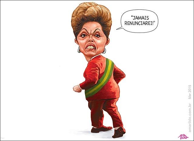 Dilma renuncia janio pe virado