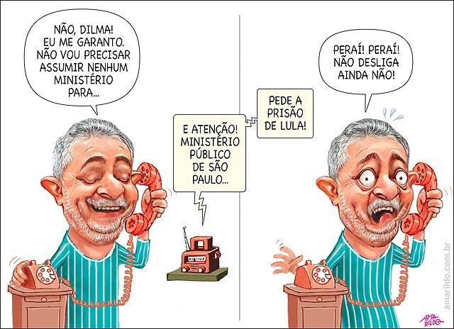 LULA ASSUMIR MINISTERIO mp de sao paulo pede prisao de lula telefone dilma perai