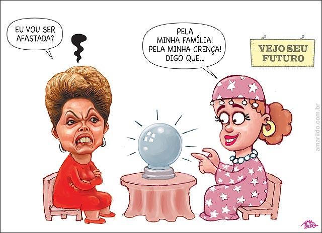 Dilma futuro cigana vai voltar depois de 180 dias sim conjugacao de fatores brasil ganhar copa america