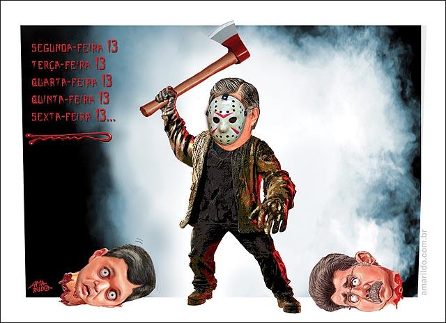 Jason Brasileiro terror machado cabeca ministros juca fabiano Silveira Temer ministerios grampos lava jato moro 3