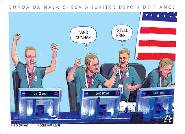 Sonda Juno chega a jupiter depois de 5 anos cunha continua livre nasa B