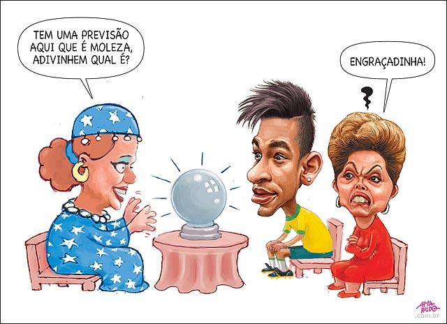 Previsao futuro Dilma Neymar final brasil alemanha impeachment dilma senado pt