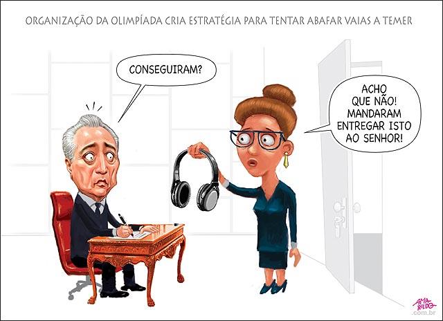 Temer recebe cunha p discutir quadro político gabinete presidente fat family porta secretaria B