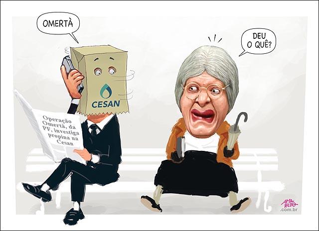 Cesan corrupcao odebrecht abre torneira Ometa o merda 2