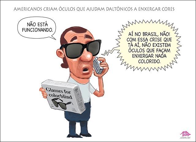 Oculos para daltonicos enxergarem cores telefone celular americano eua nao funciona no brasil com essa crise
