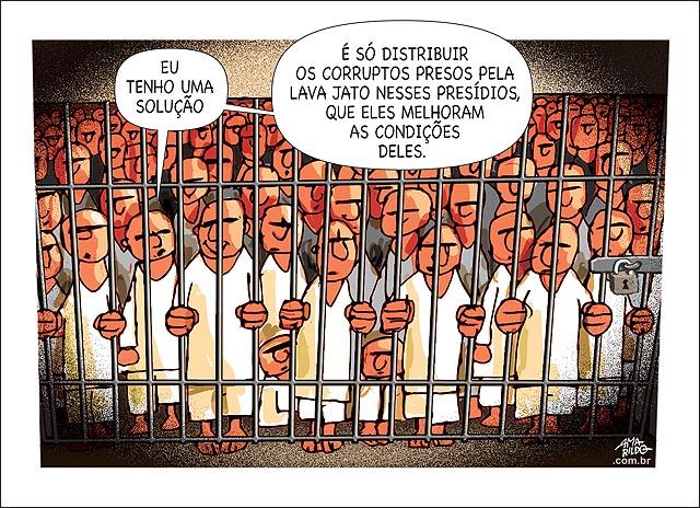 Cadeia presos rebeliao 65 mortes amazonas massacre carandiru trazer presos da lava jato pra penitenciarias