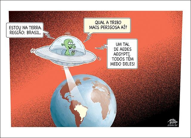 ET terra brasil TRIBO mais poderosa AEDES AEGYPTI  e dominnadora 2